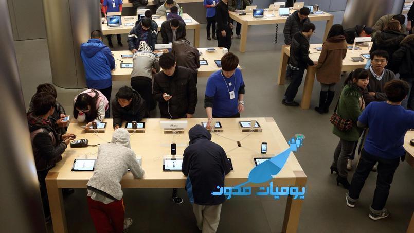 7 أكثر من 72 مليون نسخة تشعل البورصة في تايوان - iPhone  7 أكثر من 72 مليون نسخة تشعل البورصة في تايوان
