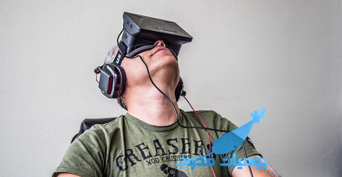 الإفتراضي يستلهم الفيسبوك - الواقع الإفتراضي يستلهم الفيسبوك