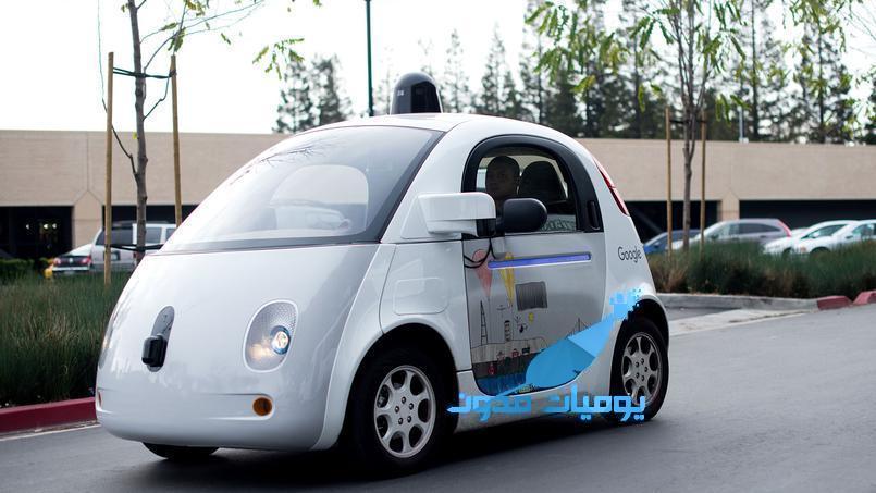جوجل بغطاء لاصق للمشاة أثناء الحوادث براءة إختراع1 - سيارة جوجل بغطاء لاصق للمشاة أثناء الحوادث براءة إختراع